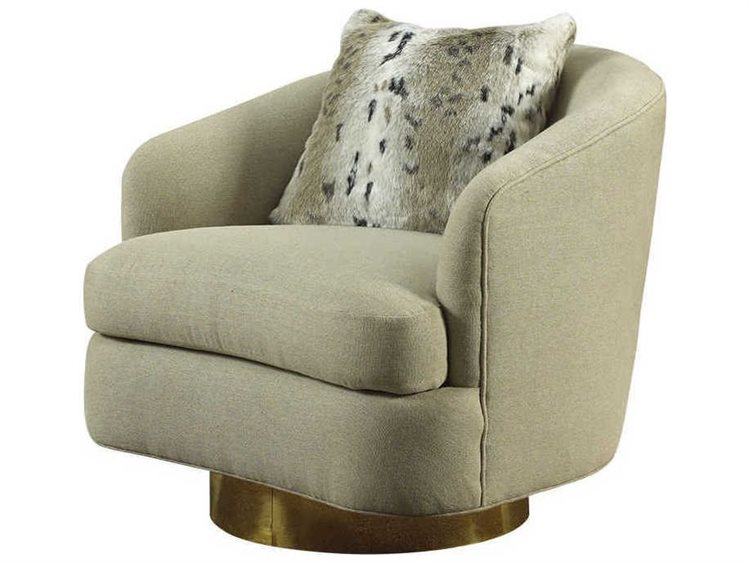 French Heritage Rive Gauche Zoey Tub Accent Chair U RG 4066 1236
