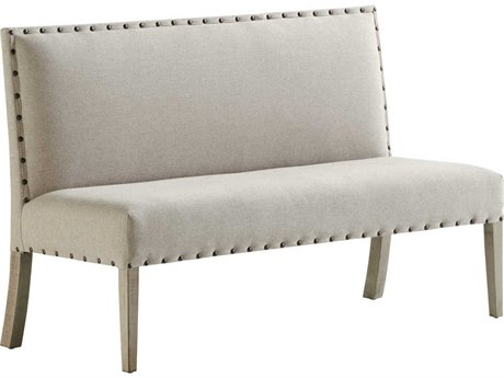 French Heritage Rive Gauche Grey Cartier Sofa FREURG40610460EMI