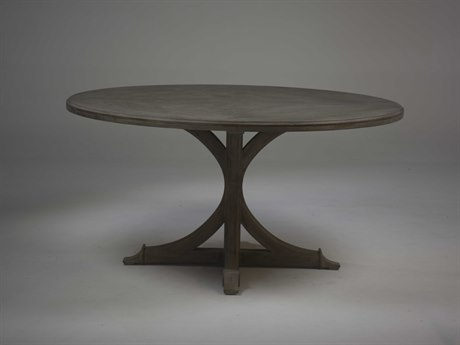 Gabby Adams Vintage Oak 60'' Wide Round Dining Table GASCH155280