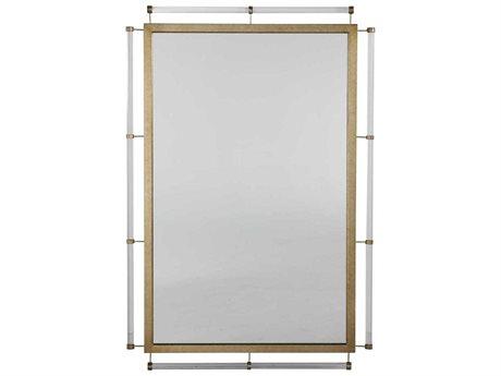 Gabby Diana Aged Pine 32''W x 47''H Rectangular Wall Mirror GASCH153100