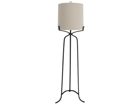 Gabby Elena Antique Bronze Floor Lamp