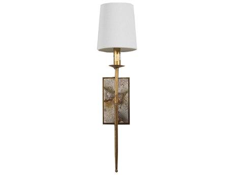 Gabby Garnet Gilded Gold Wall Sconce GASCH155760