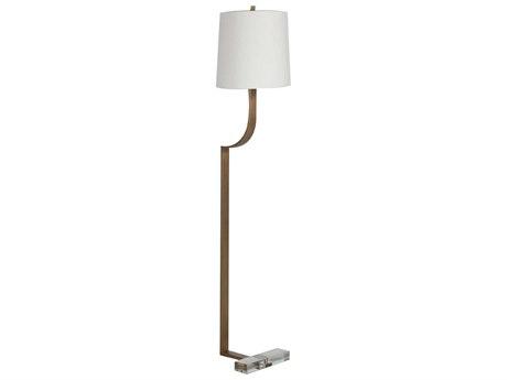 Gabby Home Jayden Antique Brass Floor Lamp GASCH161030
