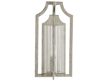 Gabby Home Lola Champagne Silver Wall Sconce GASCH153050