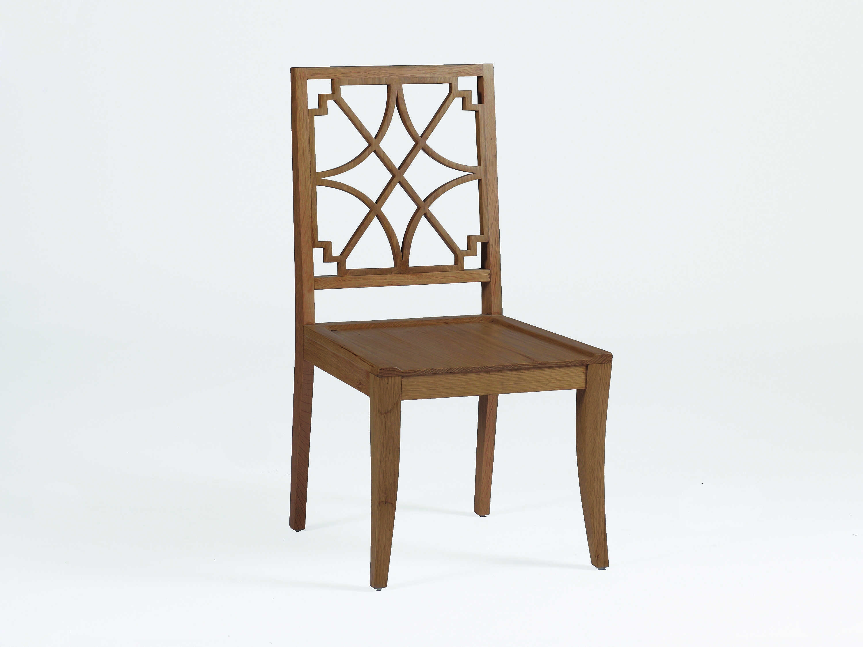 Gabby Lydia Natural Oak Dining Side Chair (Set of 2)