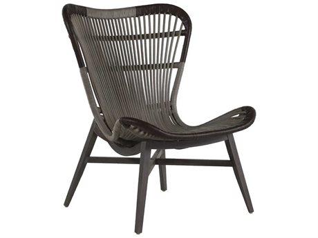 Gabby Nolan Gray & Dark Brown Accent Chair GASCH157225