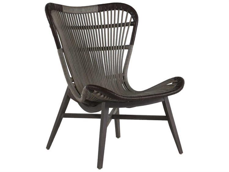 Dark Brown Accent Chairs.Gabby Nolan Gray Dark Brown Accent Chair