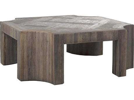 Gabby Simon Recycled Elm 48'' Wide Square Coffee Table GASCH157080