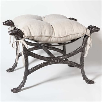 Global Views Accent Bench