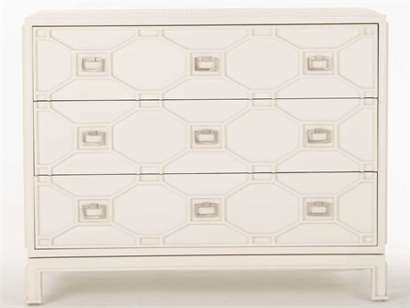 Global Views Ivory Accent Chest