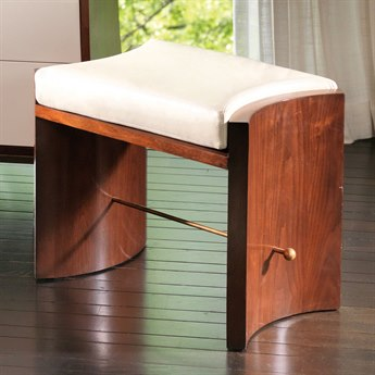 Global Views Accent Stool GV2468