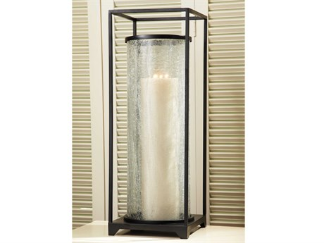 Global Views Open Cube Candle Holder