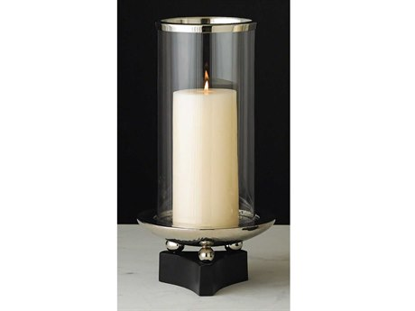 Global Views Small Almond Candle Holder