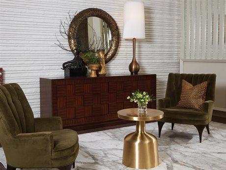 Global Views Chair and Ottoman Set GV2646SET