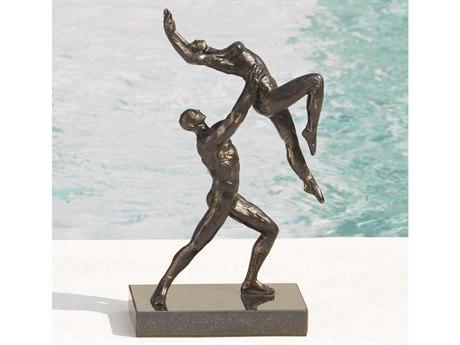 Global Views Dancers Two Arm Lift Sculpture