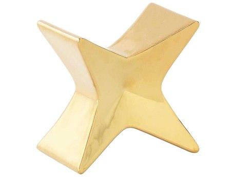 Global Views Serra Gold Decorative Accent