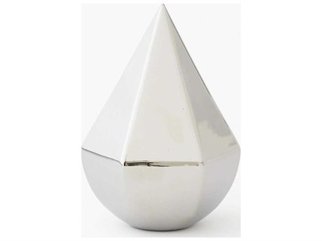 Global Views Koons Silver Decorative Accent