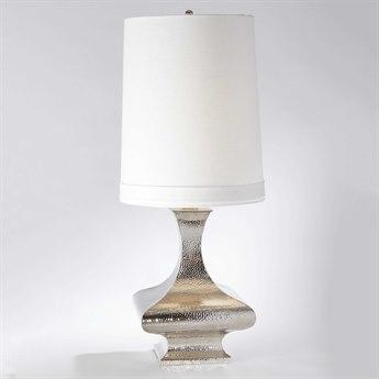 Global Views Nickel Floor Lamp GV991442
