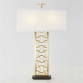 Global Views Brass / Bronze Floor Lamp GV992509