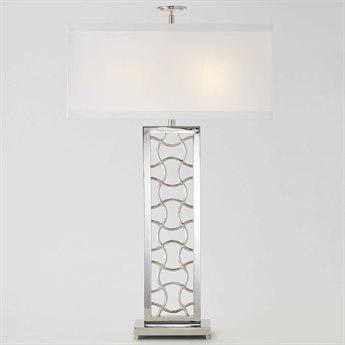 Global Views Nickel Floor Lamp GV992527
