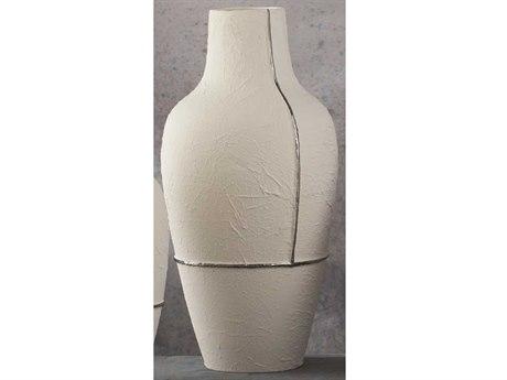 Global Views Parchment Large Vase