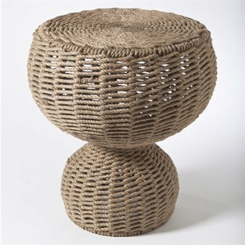 Global Views Rope Stool/Table GV790114