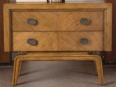 Global Views Sa Bleached Walnut 3 Drawers or less Dresser