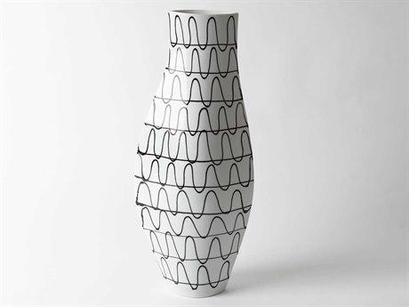 Global Views Spring Medium Vase