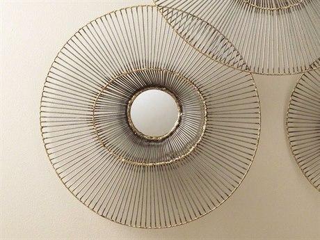 Global Views Tilt-A-Wire Medium Mirror