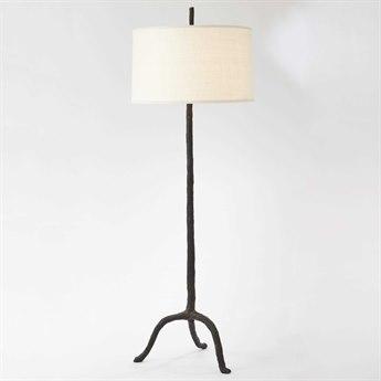 Global Views Walking Stick Cast Iron Floor Lamp GV780389