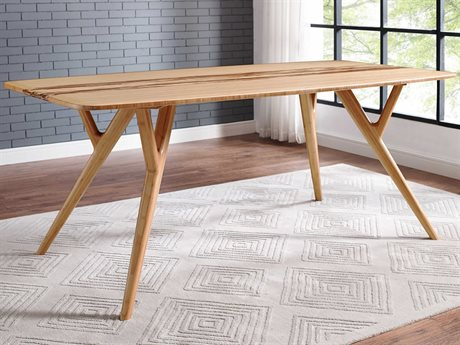 Greenington Azara Caramelized 72'' x 36'' Rectangular Dining Table GTGA0008CA