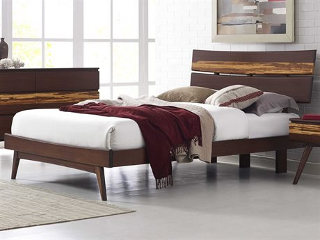 Greenington Azara Sable California King Platform Bed GTGA0002CKSA