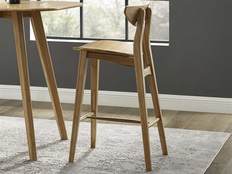 Greenington Cosmos Caramelized Bar Stool (Set of 2) GTGCS002CA