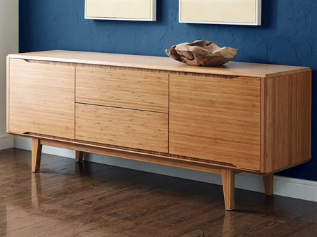 Greenington Currant Caramelized 72'' x 18'' Rectangular Sideboard