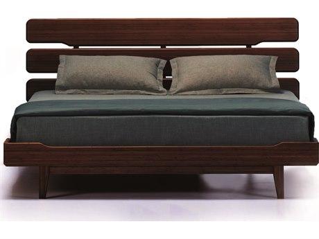 Greenington Currant King Black Walnut Platform Bed GTG0027BL