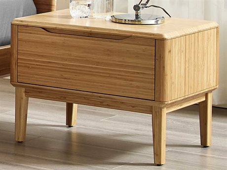 Greenington Currant Caramelized 24'' x 18'' Rectangular Nightstand