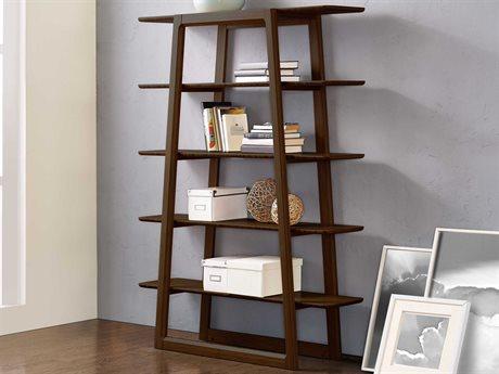 Greenington Currant Black Walnut 47'' x 62'' Bookshelf