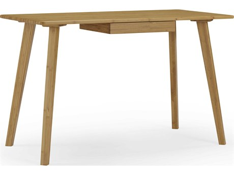 Greenington Eco Ridge By Bamax Caramelized Secretary Desk