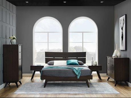 Greenington Eco Ridge Modern Platform Bed Bedroom Set