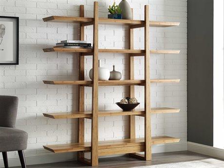Greenington Exotic Magnolia 66'' x 16'' Bookshelf GTG0013E