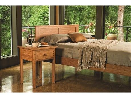 Greenington Hosta Caramelized Panel Bed Set GTGB0601SET