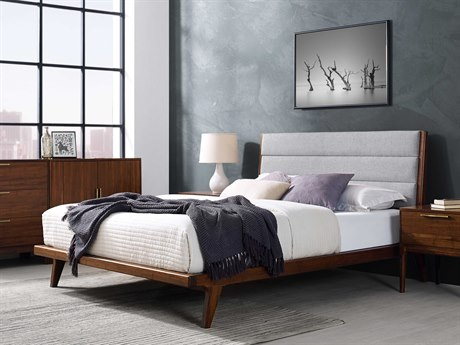 Greenington Mercury Exotic Upholstered Queen Bed GTGM001E