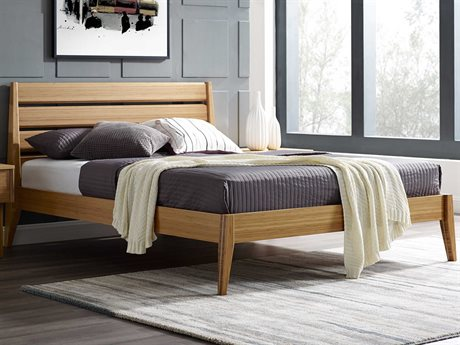 Greenington Sienna Queen Caramelized Platform Bed