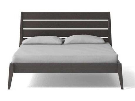 Greenington Sienna Queen Mocha Platform Bed