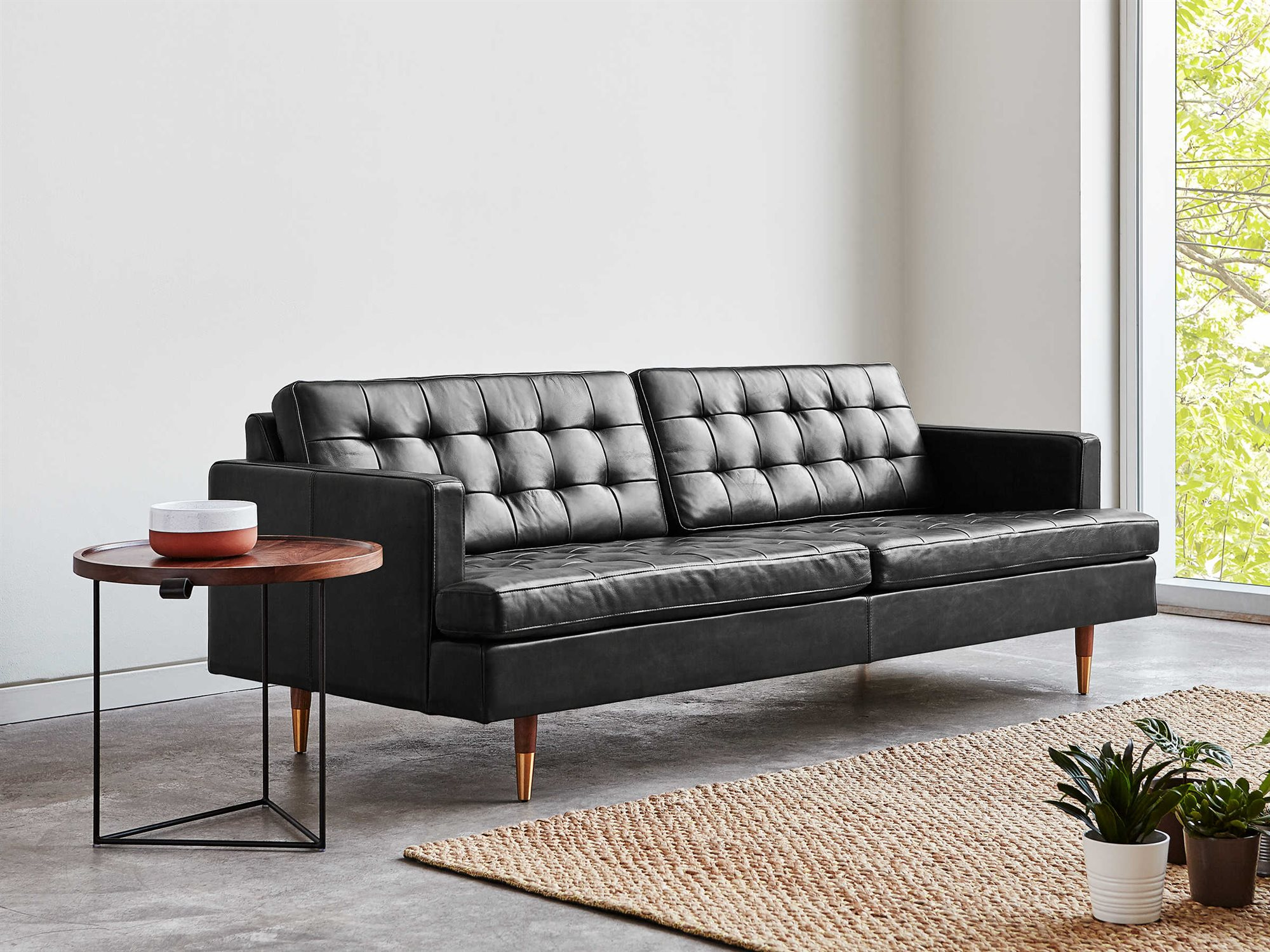 Gus Modern Archer Sofa Set