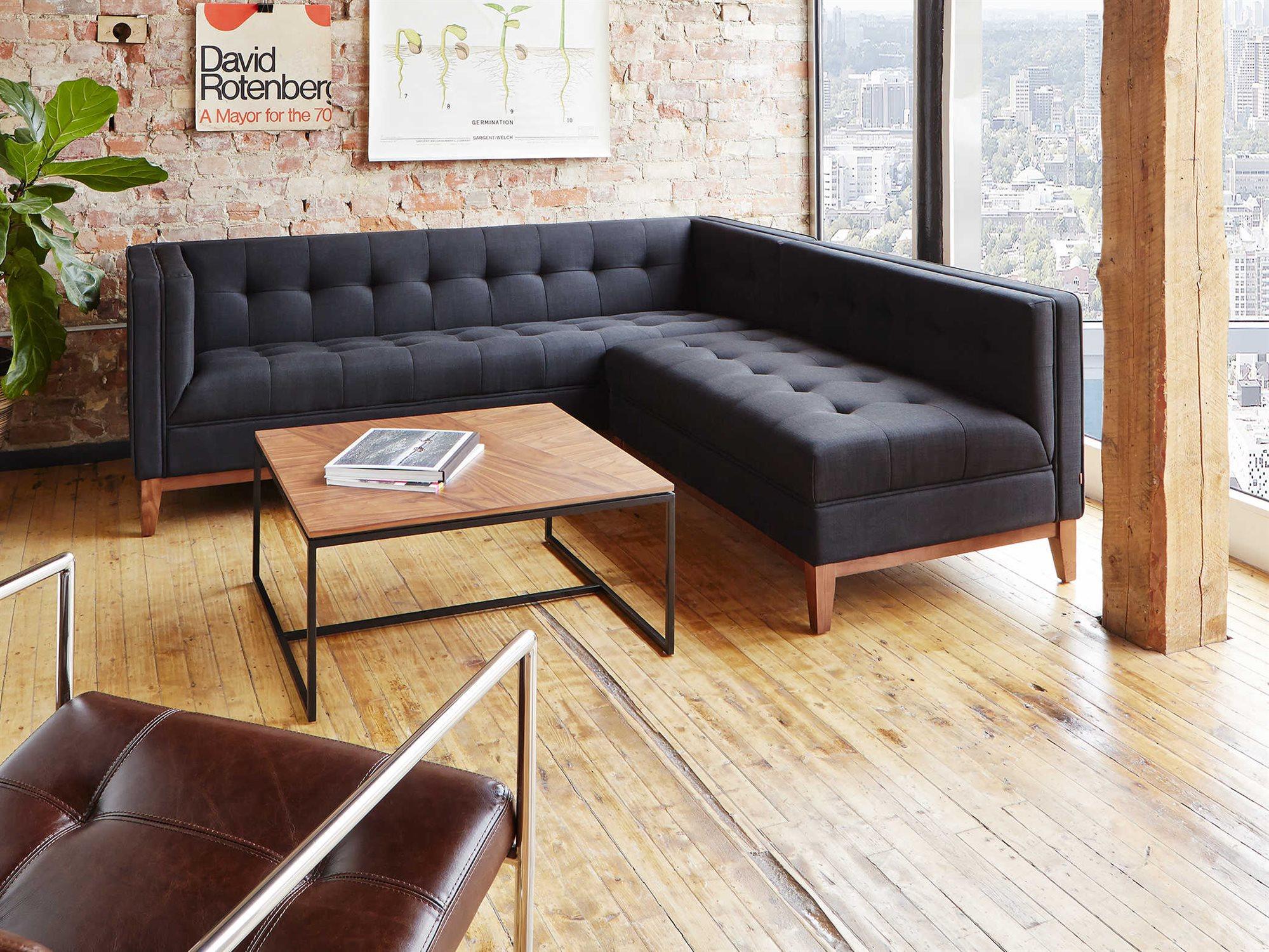 Gus Modern Atwood Sofa Set