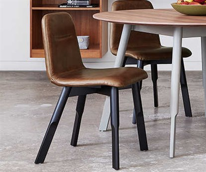 Gus* Modern Bracket Side Dining Chair