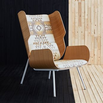 Gus* Modern Elk Accent Chair