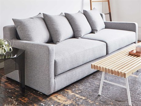 Gus* Modern Flipside Parliament Stone Sofa Bed GUMECSFFLSIPARSTO