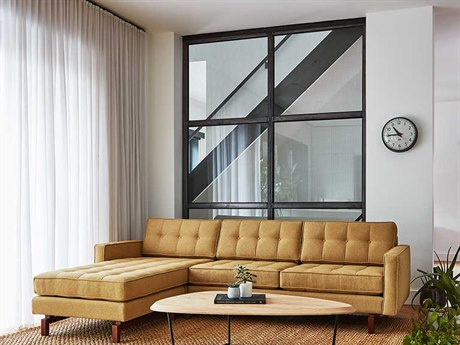 Gus* Modern Jane Sectional Sofa GUMECSCJAN2STOCAM